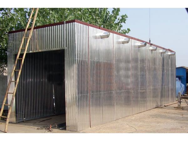 全铝木业烘干房